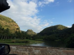 view of Waimea river