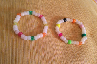 solar bead bracelets