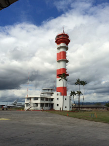 flight control tower Pearl Harbor