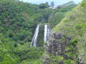 kauai opakeaa falls