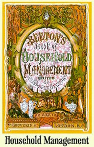 mrs. beetonʻs book of household management