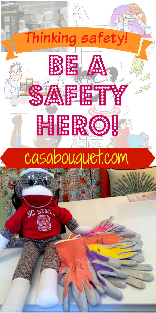 thinking safety basic guidelines
