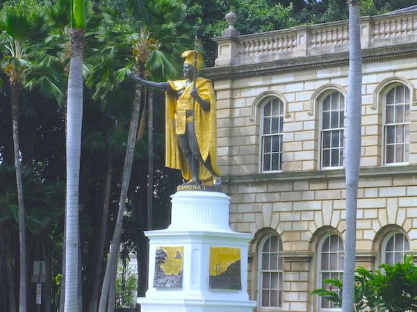 Downtown Honolulu – Oahu