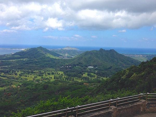 Pali Highway – Oahu