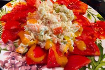 shrimp-salad-serving