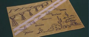 strip-map