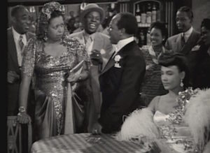 Divine Divas Ethel Waters and Lena Horne try to win Eddie Anderson's soul with all-star support from Duke Ellington, Louis Armstrong, and more! Lisa's Home Bijou: Cabin in the Sky (1943)