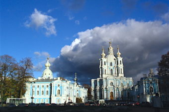 St Petersburg Russia is a historic city with beautiful architecture, art, and music. Hermitage Museum, Russian Museum, Mariinsky Theater, and palaces!