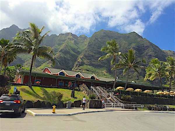 Kualoa Ranch and nature preserve – Oahu