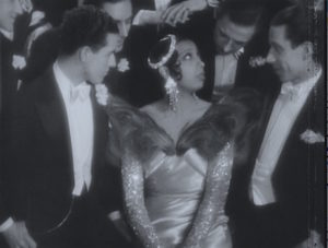 Divine Diva Josephine Baker goes from circus girl to laundress to the toast of Paris. With Jean Gabin. Lisa's Home Bijou: Zou Zou (1934)