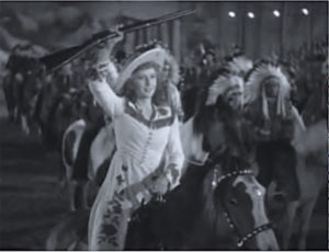 Annie Oakley was the show business image of the West and Southwest. Barbara Stanwyck plays a scrappy, loving Annie in George Stevens' film. Lisa's Home Bijou: Annie Oakley (1935)