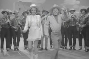 Girl Crazy is a breezy Western musical starring Judy Garland and Mickey Rooney. Beautiful Gershwin tunes and Busby Berkeley choreography make it great! Lisa's Home Bijou: Girl Crazy (1943)
