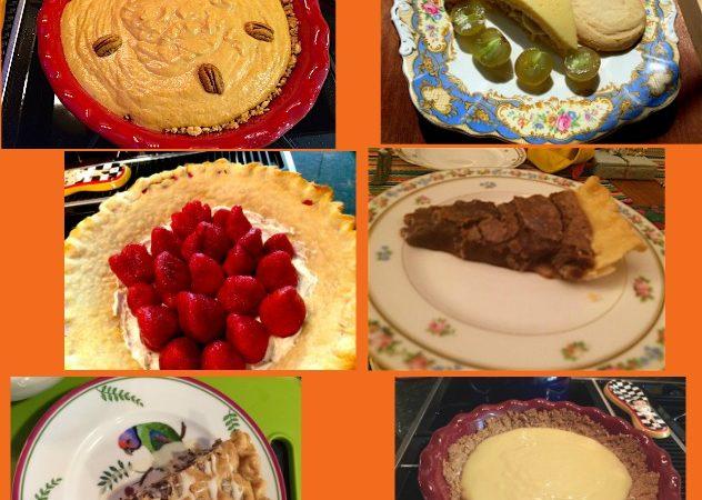 Pie recipes – Homemaking series