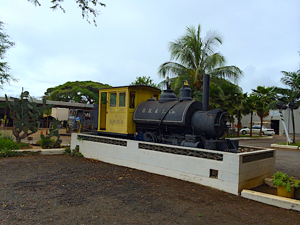 Ride the Oahu railroad – sugar & pineapple railway