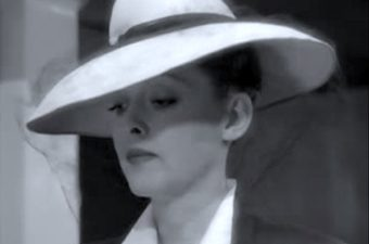 Bette Davis is a woman transformed from dowdy to independence, while sharing smokes with Paul Henreid. Lisa's Home Bijou: Now, Voyager (1942)