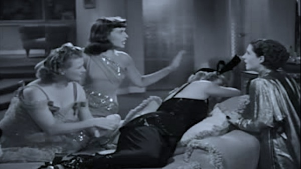 Lisa's Home Bijou: The Women classic film