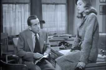 Humphrey Bogart investigates for Lauren Bacall's family in a film noir full of twists. Lisa's Home Bijou: The Big Sleep (1946)