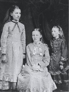 ingalls-sisters