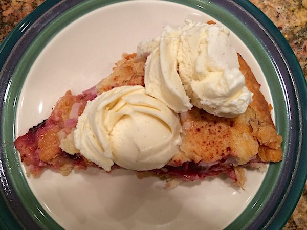 Fruit pie with double crust super easy tasty