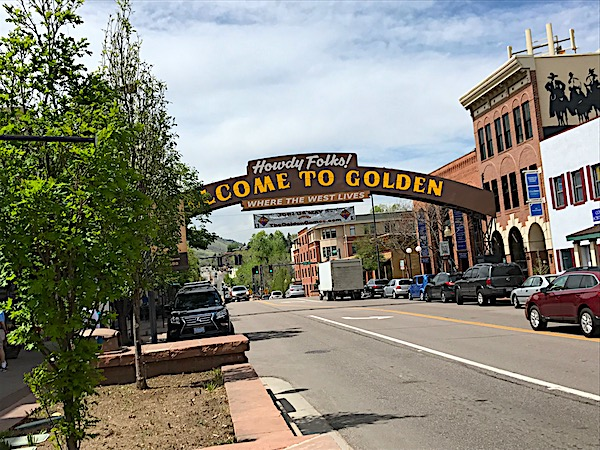 Golden Colorado – Rocky Mountains and Buffalo Bill