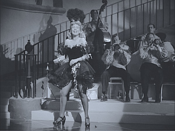 Sailors' favorite showgirl in the Panama Canal Zone is Ann Sothern. Red Skelton, Virginia O'Brien and Lena Horne join the fun. Lisa's Home Bijou: Panama Hattie (1942)