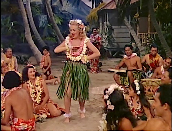 Lisa's Home Bijou: Song of the Islands musical film