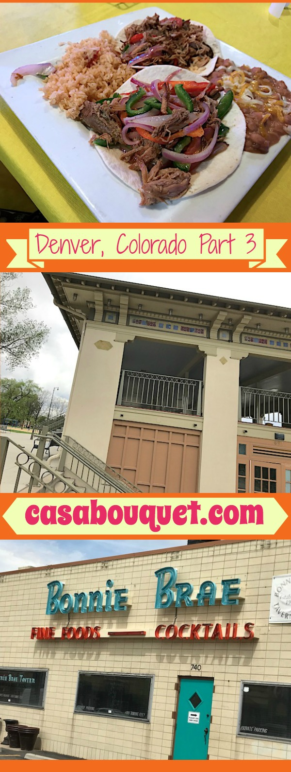 Denver Colorado has Washington Park and Cherry Creek shopping area south of downtown. Classic old-school restaurants and interesting architecture.