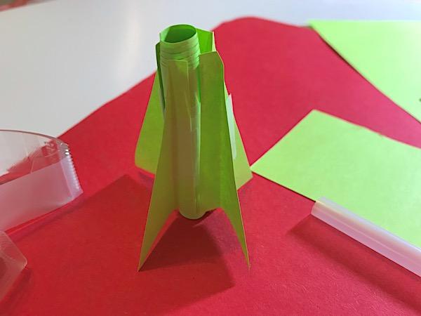 Soda straw rocket engineering challenge