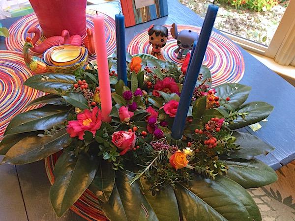 Christmas home tour Casa Bouquet holidays