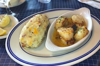 Atlantic Beach, Morehead City, and Beaufort in North Carolina are part of the Crystal Coast. Seafood southern style is a delicious tradition in this coastal area.