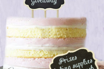 bake a cake sidebar