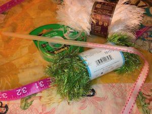 yarn-lei - 9