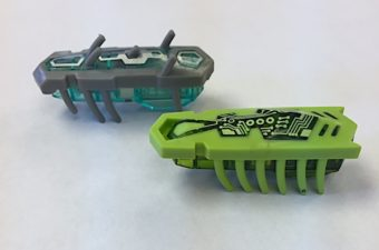 Hexbugs STEM challenge activity for practicing the engineering design cycle. Using the behavior of different hexbugs also leads to discussion of adaptions of organisms. Design environment for hexbug motion with simple materials.