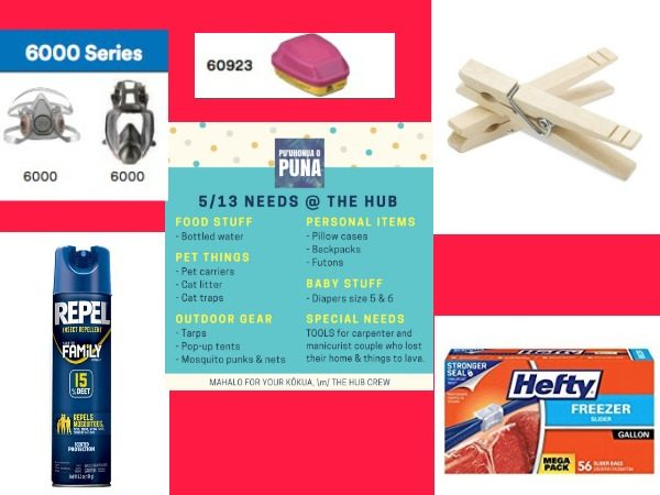 Emergency disaster response – build supply kits