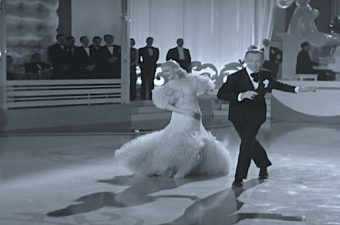 Swing Time stars Fred Astaire and Ginger Rogers in one of the best vintage weddings, romance, comedy, and musicals! Lisa's Home Bijou: Swing Time (1936)