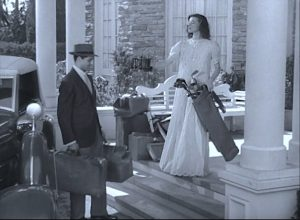 The Philadelphia Story is a vintage wedding romantic comedy. Stars Katharine Hepburn, Cary Grant, Jimmy Stewart, and Virginia Weidler. Lisa's Home Bijou: The Philadelphia Story (1940)