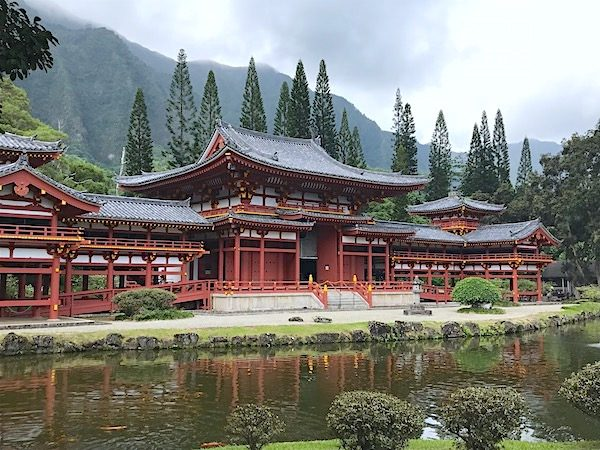 Valley of the Temples Byodo-In Temple Oahu