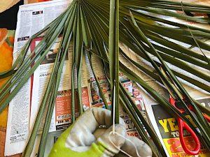 coconut-lei - 3