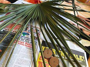 coconut-lei - 5