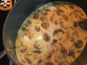 mushroom-wildrice-soup - 4