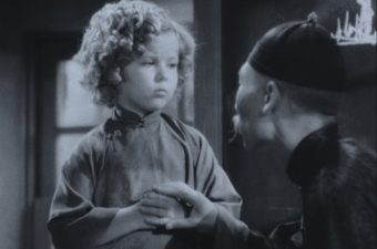 Stowaway: Shirley Temple is a little girl orphaned during conflicts in China. She finds happiness and love on a cruise ship with Robert Young and Alice Faye. Lisa's Home Bijou