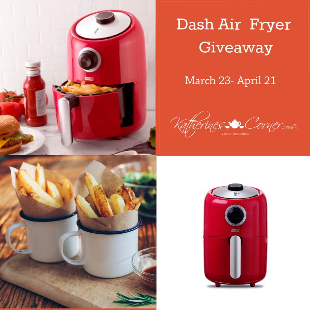 Air Fryer Giveaway main