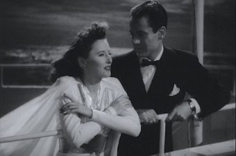 The Lady Eve (1941) is a cruise ship story with Barbara Stanwyck as a con artist and Henry Fonda as a snake enthusiast. Preston Sturges gem! Lisa's Home Bijou