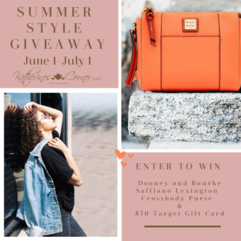 Summer Style Giveaway katherines corner