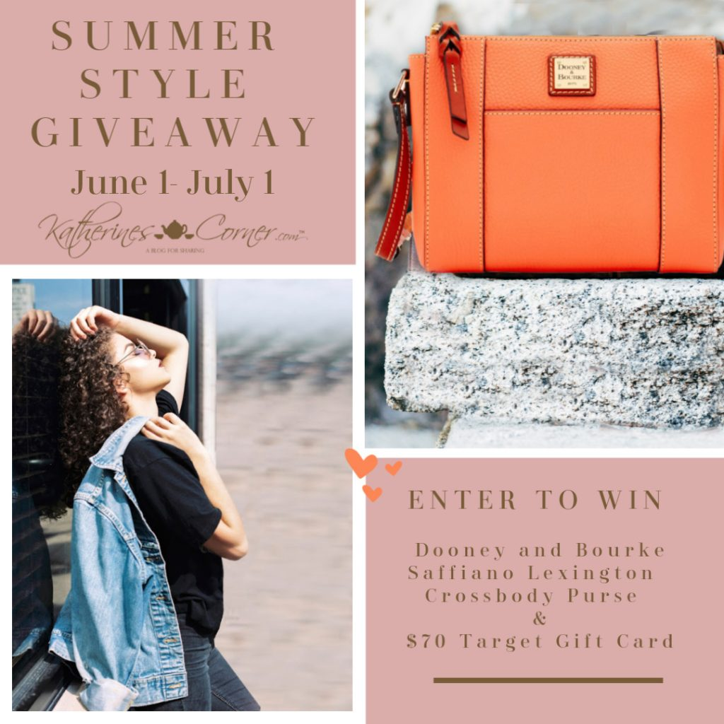 Summer Style Giveaway main image