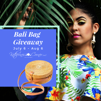 bali bag giveaway 2019 sidebar