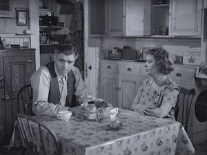 Come Back, Little Sheba (1952) is an award-winning Broadway play by William Inge brought to the screen. With Shirley Booth and Burt Lancaster. Lost youth, longing, and alcoholism. Lisa's Home Bijou