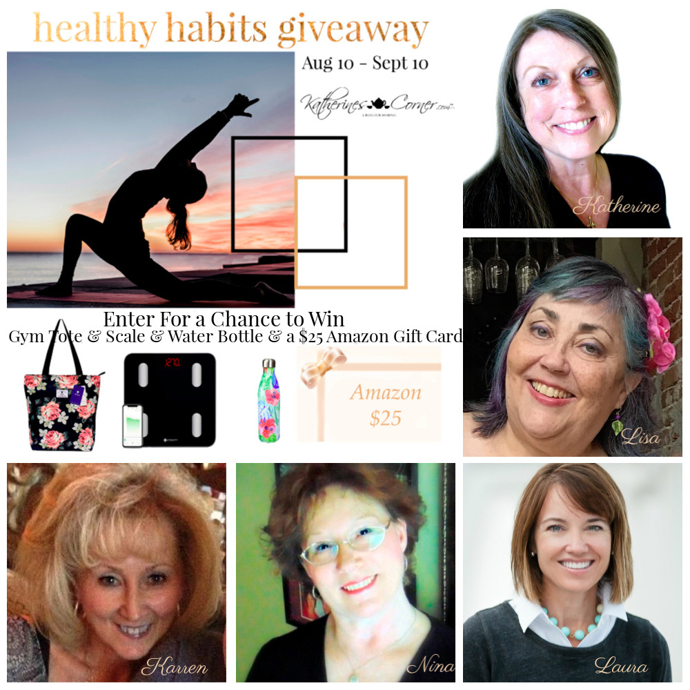 Healthy Habits Giveaway Hostesses
