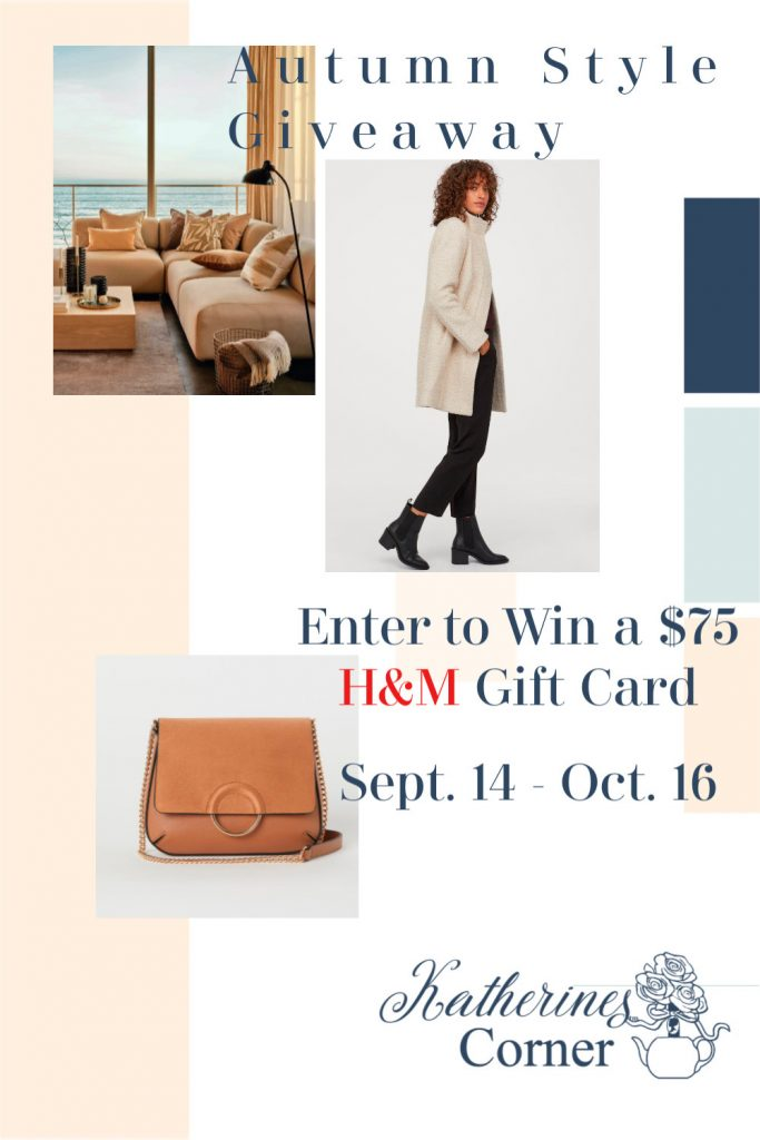 Autumn Style Giveaway main