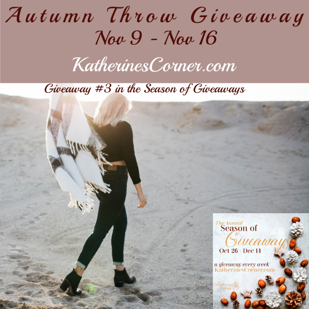 autumn throw giveaway 3